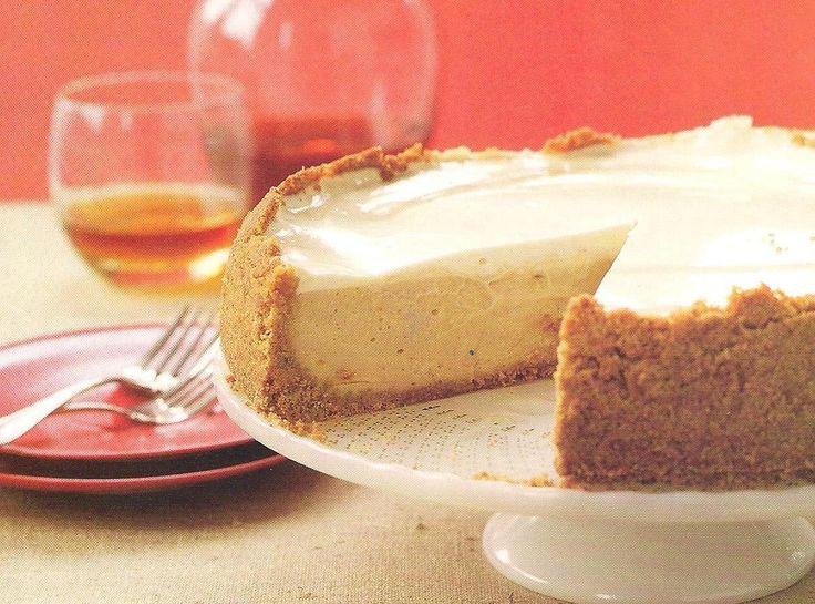 Brown Sugar Sour Cream Cheesecake   Cheesecake Recipes   Pinterest
