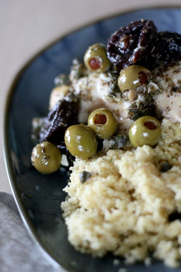 chicken marbella | great make-ahead meal for the crockpot | freeze ...