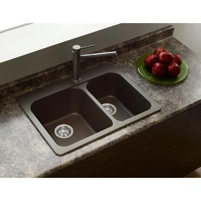 Stone Sinks Canada : ... Granite Composite Topmount Kitchen Sink, Caf? Home Depot Canada 27