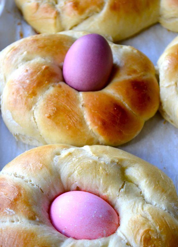 Slightly Sweet Easter Bread by rachelschulz #Easte_Bread