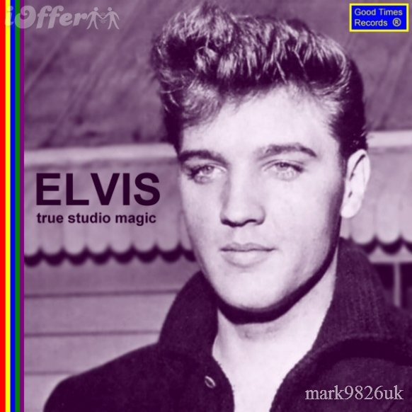 so handsome | Elvis Pr...
