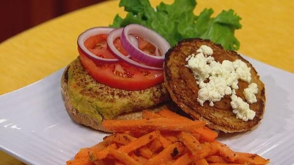 Tom & Eddie's Edamame Burger - I love this burger and can't wait ...