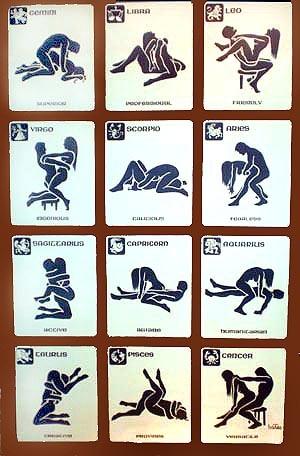 Naughty sex horoscope