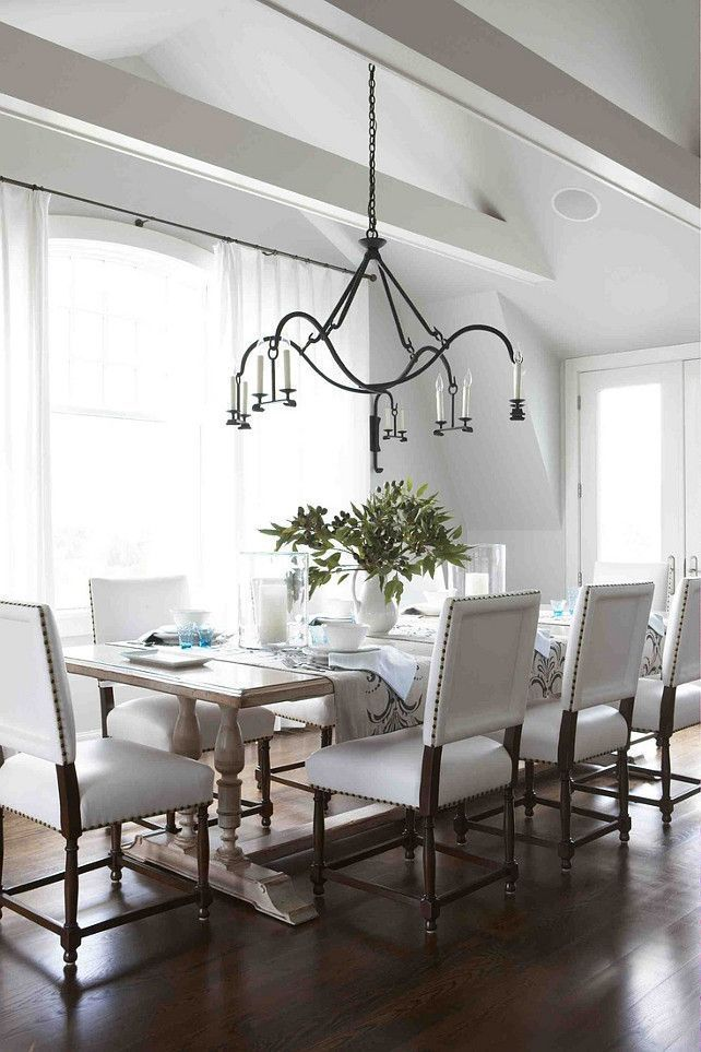love the dining room set chandelier not so much
