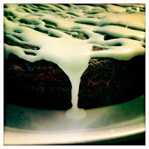 Chocolate Cherry Rum Cake | Dessert Recipes | Pinterest