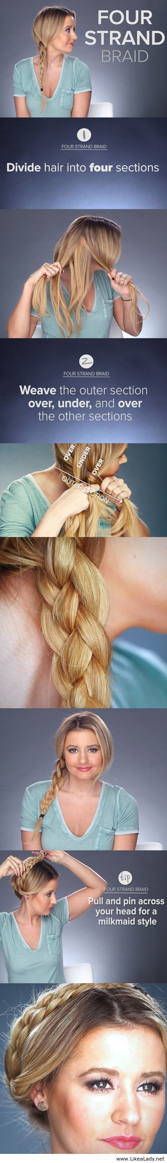 Watch 21 Easy Hairstyles Any Woman Can Do video