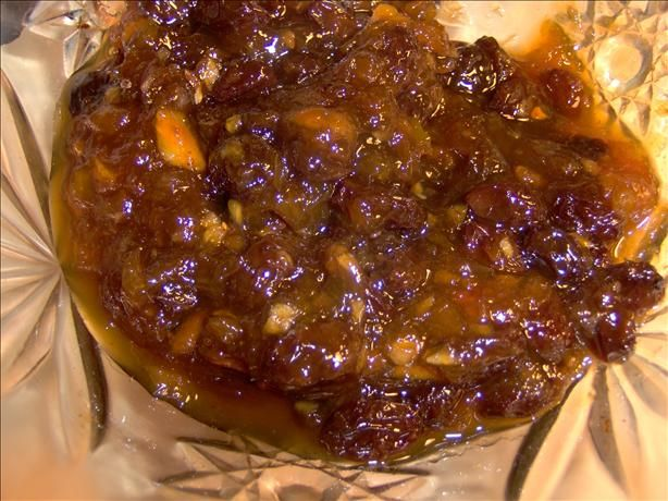 Mango Ginger Chutney from Food.com: Here is a good recipe for chutney ...
