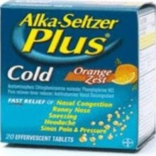 Best medicine for the cold and flu