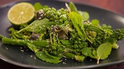 Broccolini Salad   Recipe Favs   Pinterest