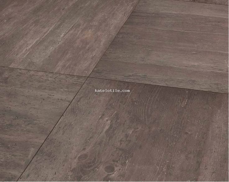 Wood Tobacco Porcelain Tile That Looks Like Hardwood Flooring But