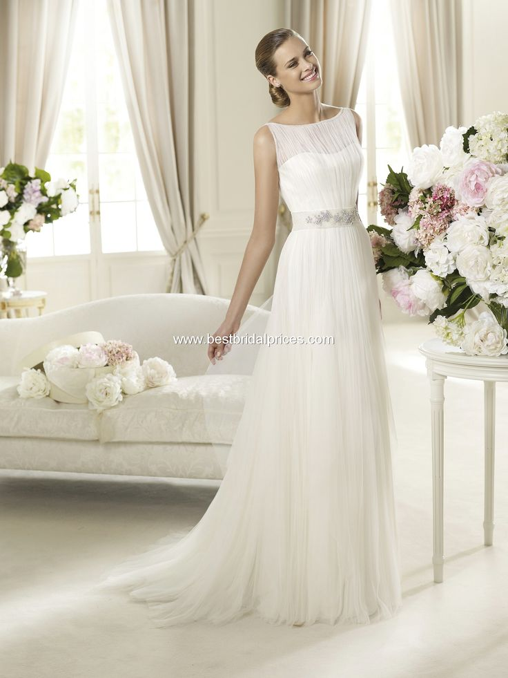 Pronovias Derby Wedding Dress