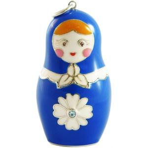 Matryoshka Russian Nesting Doll Charm   Mad 4 Matryoshkas!   Pinterest