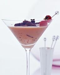 Chocolate-raspberry martini | ~~Its 5 O'Clock Somewhere~~ | Pinterest