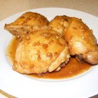 Chili Garlic Chicken Legs Recipe | Chicken Recipes | Pinterest