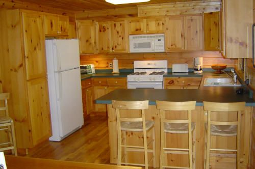 Knotty Pine Kitchen Cabinets] Knotty Pine Kitchen Cabinets ...