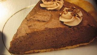 Chocolate Chiffon Pie | PIES & TARTS | Pinterest