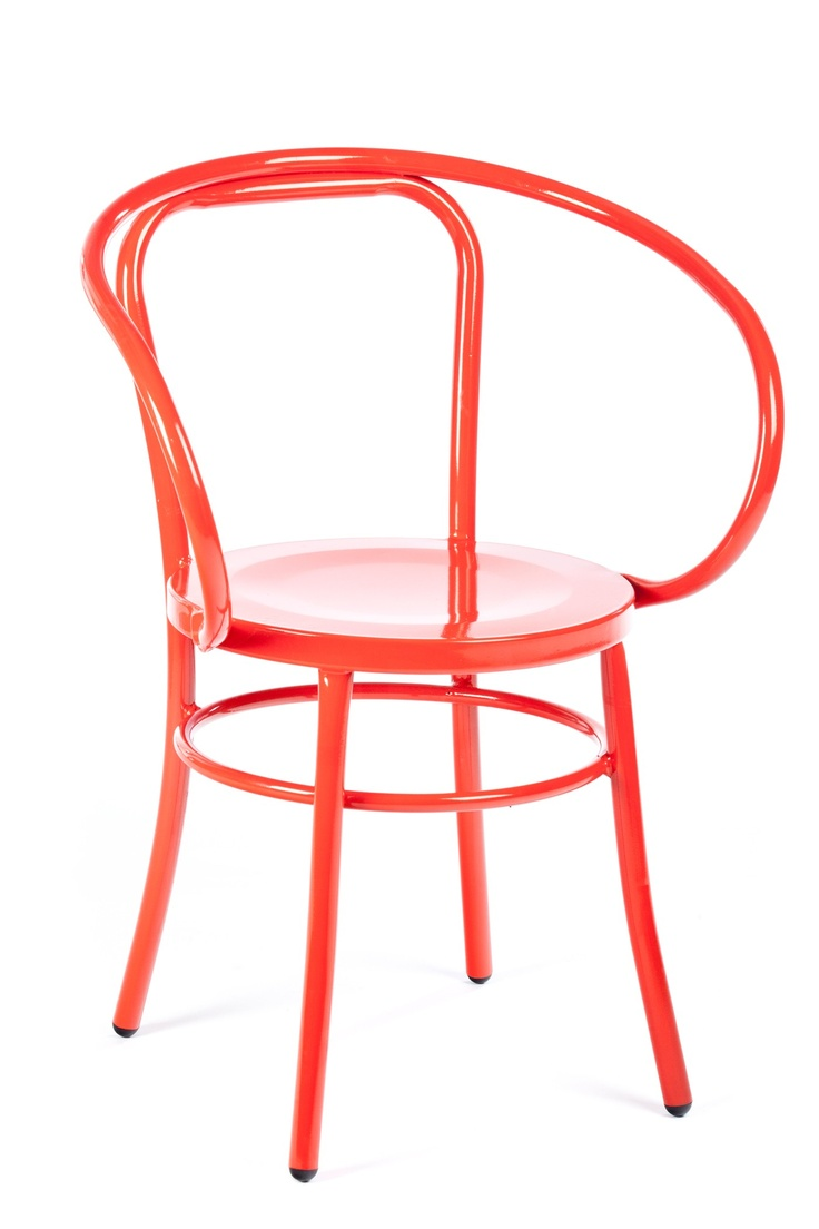 Ada Arm Chair Red Industry West For The Home Pinterest