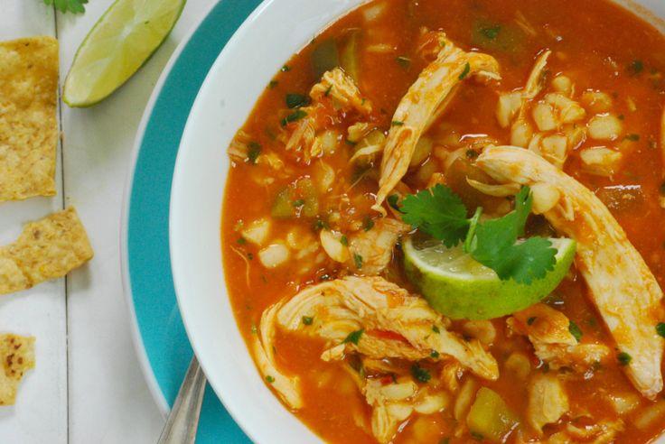 Chicken Posole | Food: Soups | Pinterest
