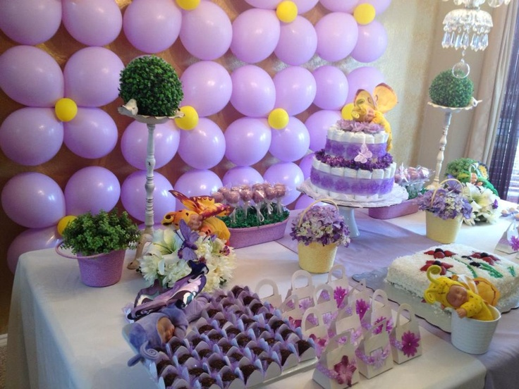 girl baby shower summer baby shower pinterest