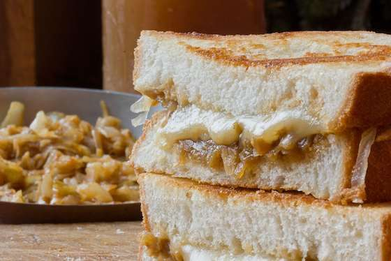 French Onion Soup Grilled Cheese | Recipes -- Is it soup or a sandwich ...