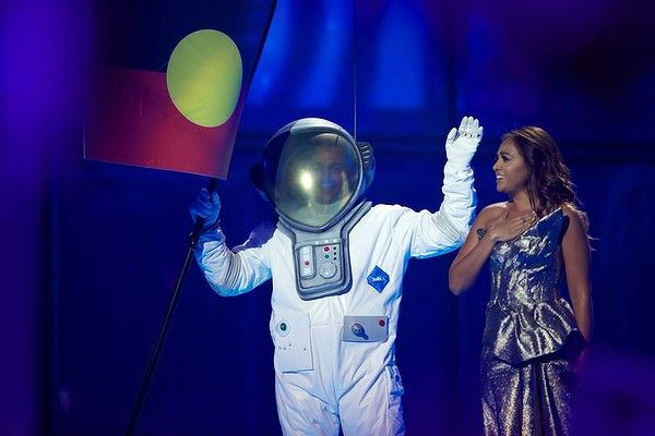 jessica mauboy eurovision what number