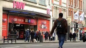 hmv stores in canada: