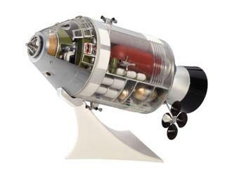Apollo spacecraft scale model | Scale Models | Pinterest