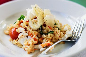 Lobster risotto | Food | Pinterest