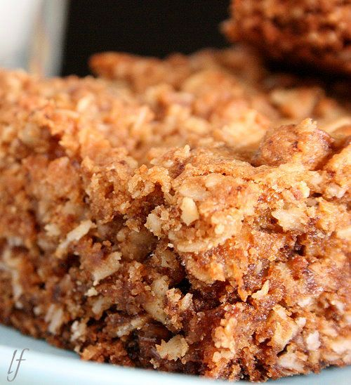 Oatmeal Breakfast Bars | Healthy Eats | Pinterest