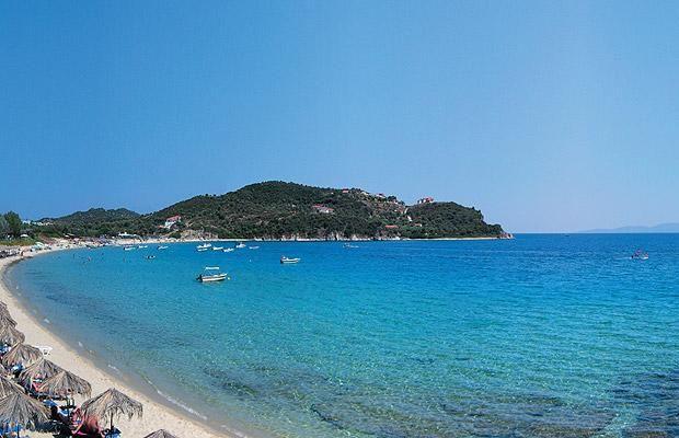 Ammouliani Island Greece