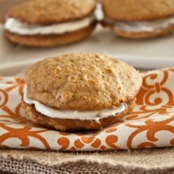 inside out carrot cake cookies   Food   Pinterest