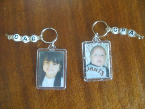 father's day keychains to make