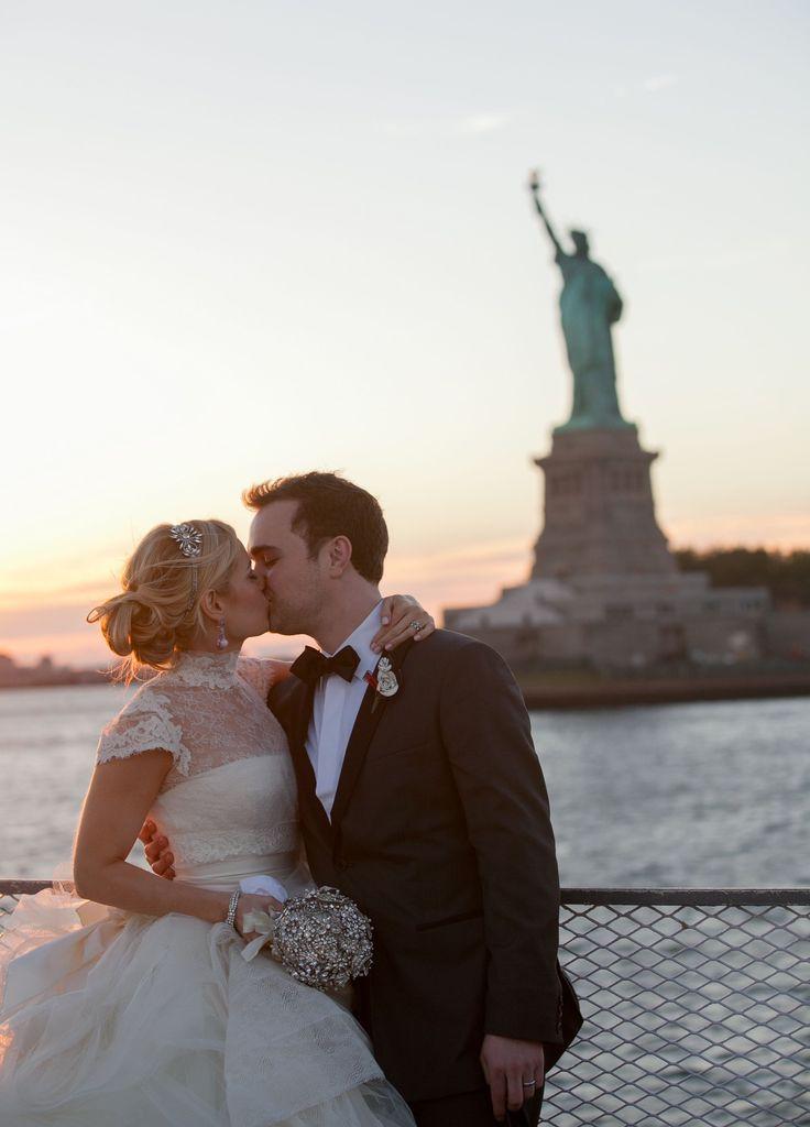 New York | Ellis Island Wedding | Elissa Held Events