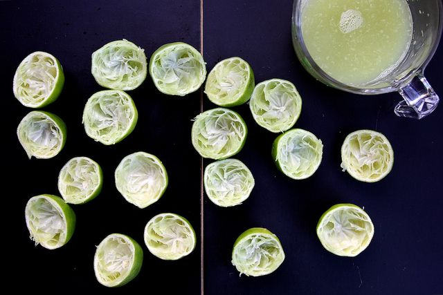 ... , they look like flowers. Joy the Baker – Lime Cordial, Three Ways