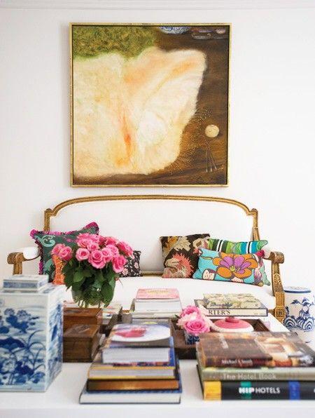 boho chic - floral elegance