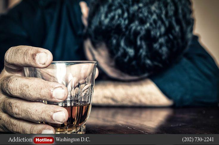 Alcohol addiction helpline Washington D.C.