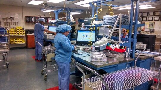 Sterile Processing Technician