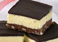 Nanaimo Bars | Recipes ~ Cookies, Brownies & Bars | Pinterest