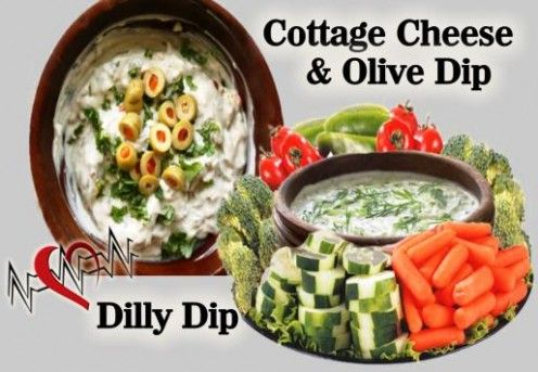 The best invention for the vegetable is the.... DIP! Dips have become ...