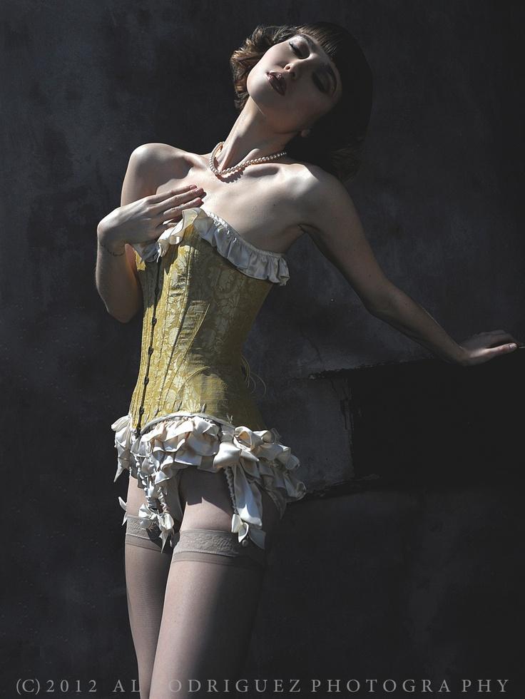 Al Rodriguez Photography  #fashion #Corsets #models #photography