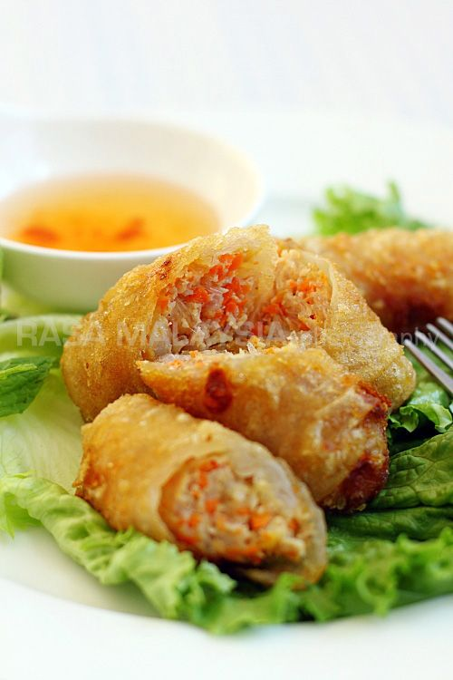 rolls wintery spring rolls vegetable spring rolls ceviche spring rolls ...