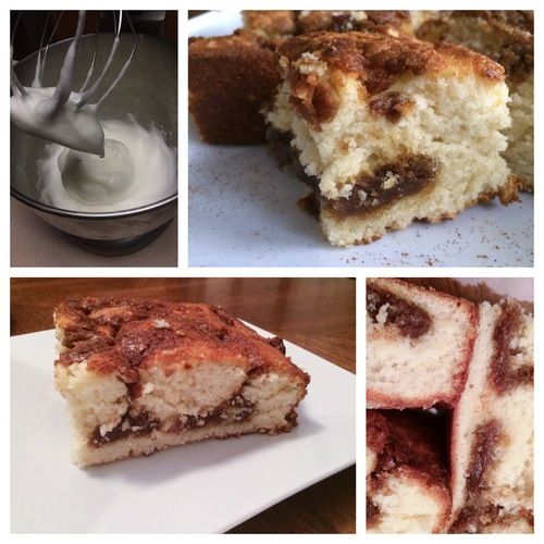 The Best Coffee Cake Ever"