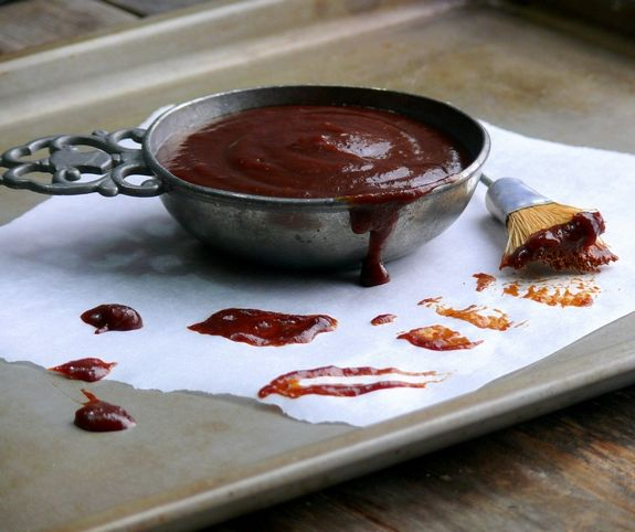 Kansas City Style Barbecue Sauce for Pulled Pork or Other BBQ | Recipe
