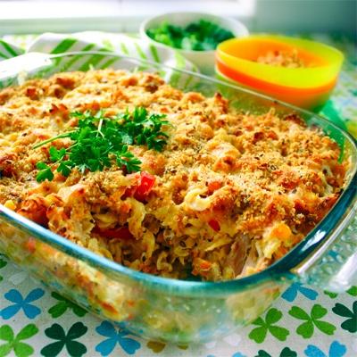 Tuna Pasta Bake | Recipes to Try | Pinterest