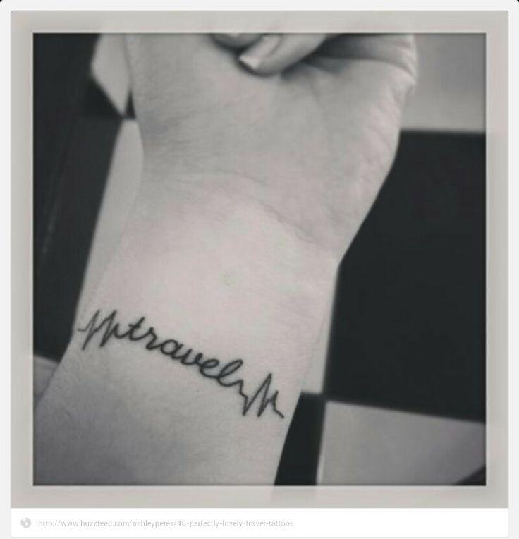 Life Line Tattoo