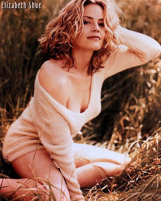 Elisabeth Shue nackt, Oben ohne Bilder, Playboy Fotos,