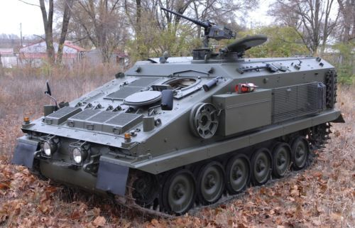 Bombardier Military Vehicles Stormer Autos Post