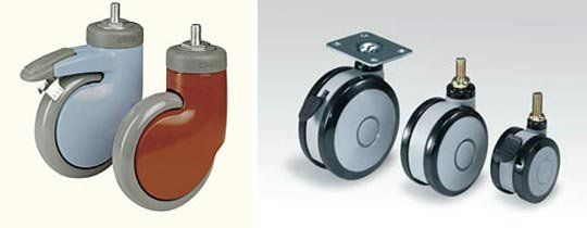 Modern furniture casters for 3 furniture casters