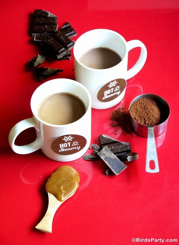 #saltedcaramel #hotcocoa #chocolate #hotchocolate #recipes #caramel