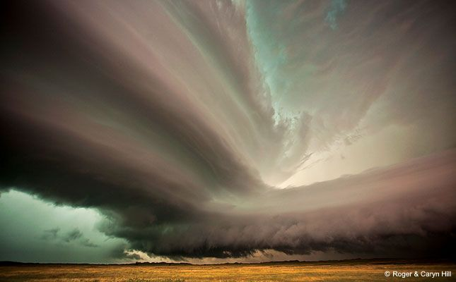How to capture the power and beauty of dramatic weather through photography